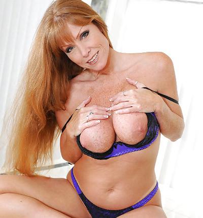 Darla Crane Yummy MILF Tits