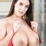 Stunning Big Tits Babe Angela White