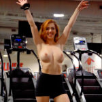 Nala Big Tits At The Gym
